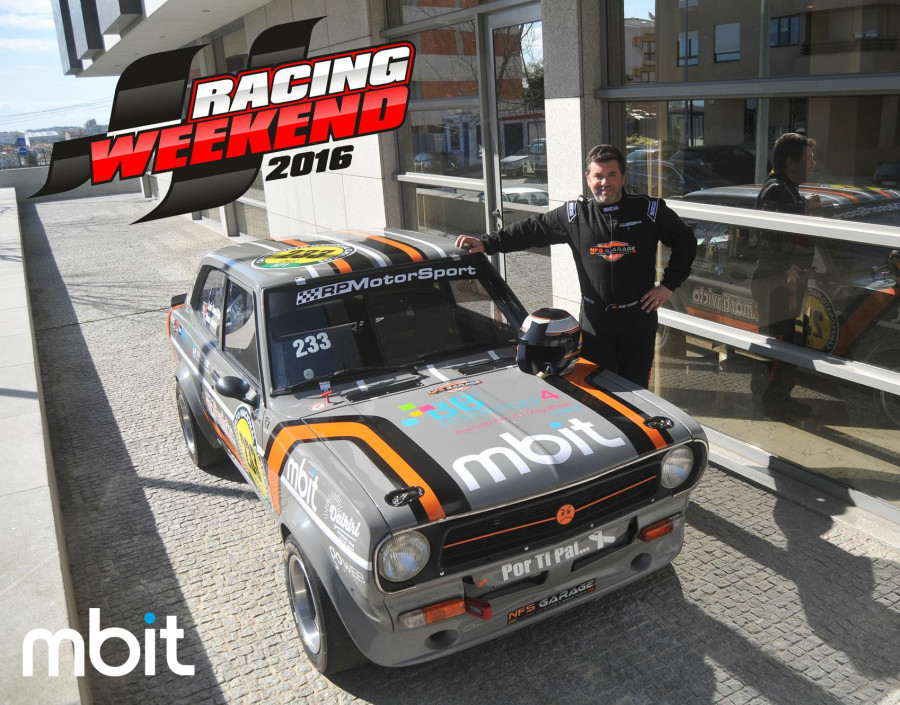 Estoril Racing Weekend 22 a 24 de Abril