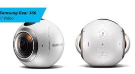 Samsung Gear 360 » Video